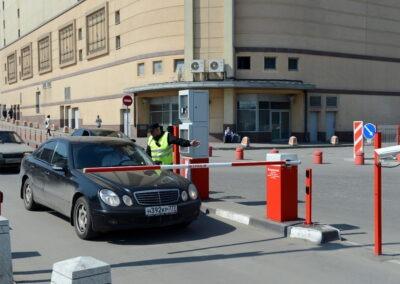 Parkplatzbewachung stadtph - Sicherheitsdienst, Security