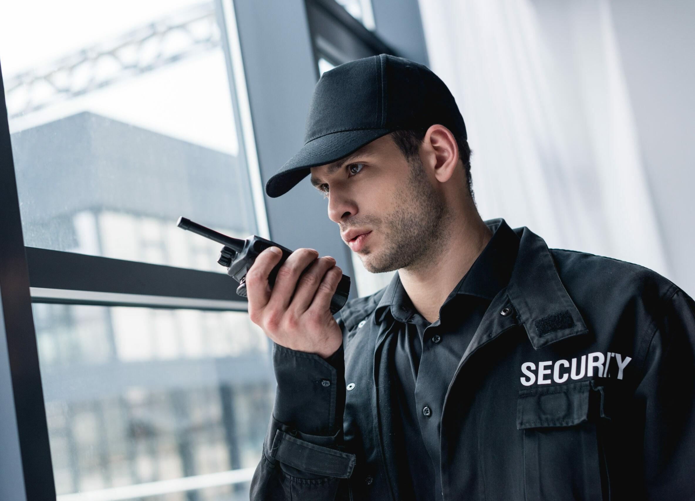 Wachschutz und baustellenbewachung