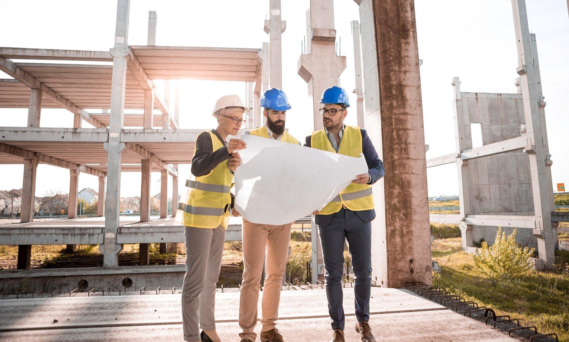 essen Baustellenüberwachung, Baustellenbewachung Sicherheitsdienst Baustelle, Bau bewachen