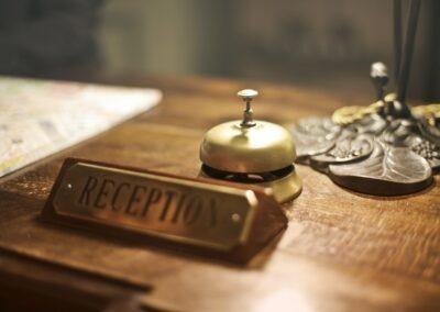 Pförtnerdienst, Rezeption, Bewachung, SIcherheitsdienst, Wachschutz