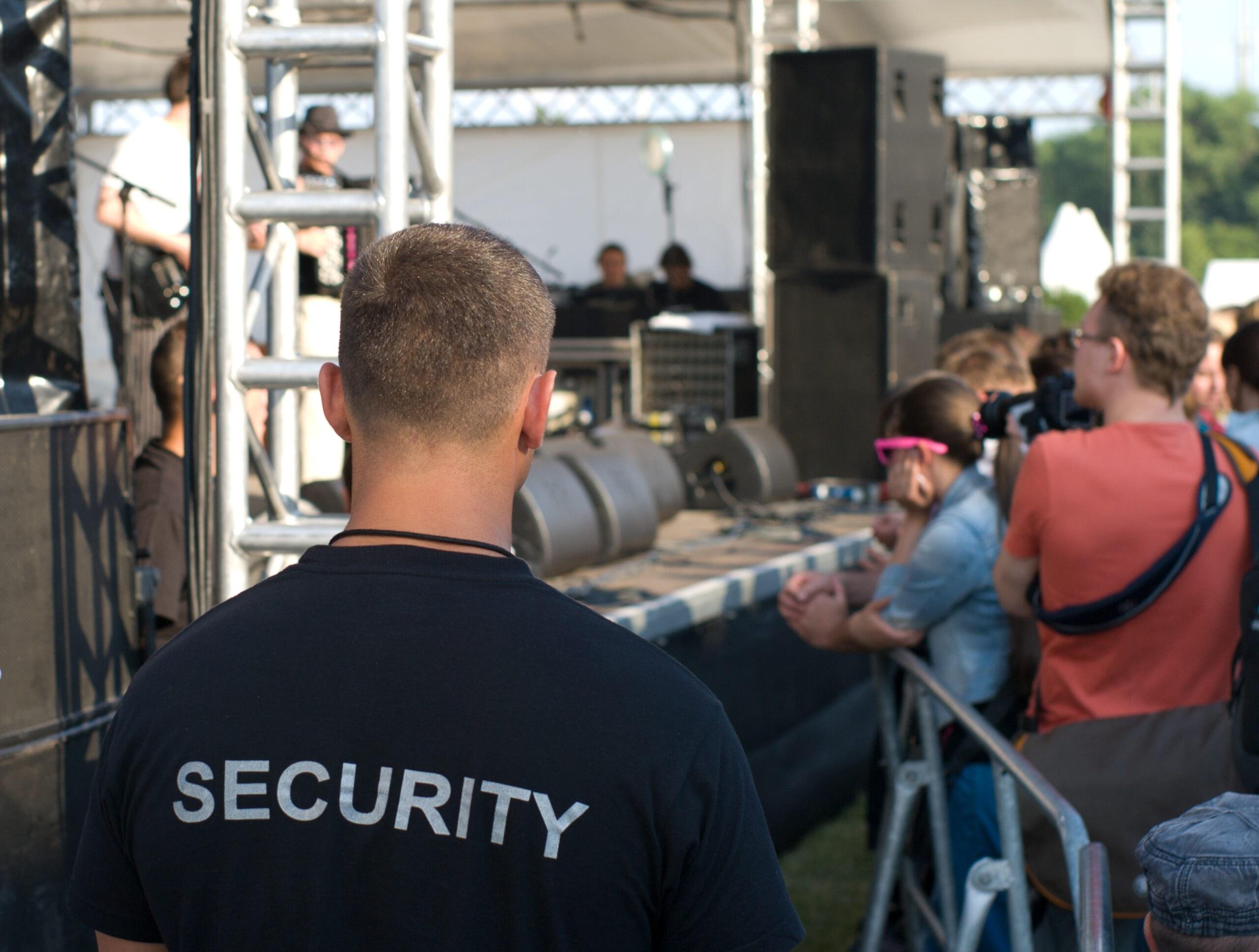 Wachmann, Wachschutz, Doorman, Türsteher, Security, Sicherheitsdienst, Agentur für Sicherheit und Brandschutz, Bochum