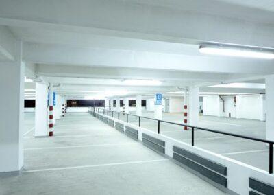 Parkhaus, stadtph Parkplatzbewachung, Sicherheitsdienst, Agentur für Sicherheit & Brandschutz