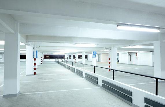Parkhaus, essen Parkplatzbewachung, Sicherheitsdienst, Agentur für Sicherheit & Brandschutz