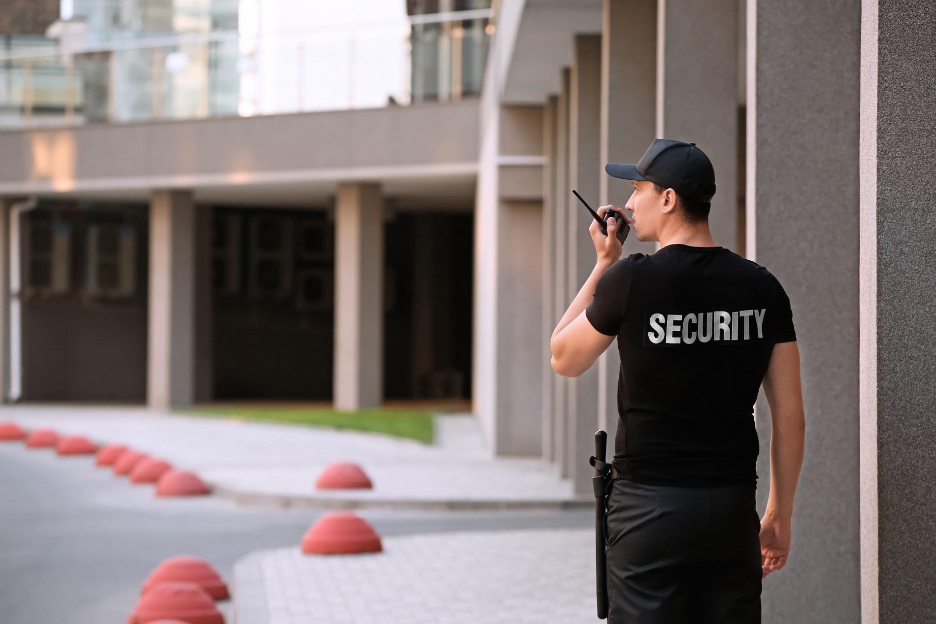 Objektschutz in Offenbach am Main, ASB Sicherheitsdienst