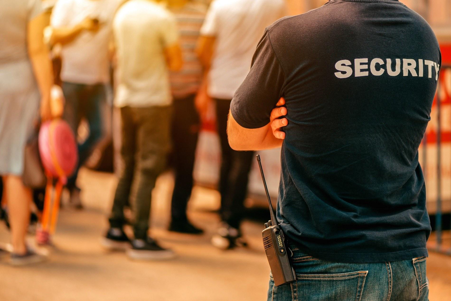 Objektschutz Sicherheitsdienst, Security, Brandwache, Brandschutz, Security Leipzig