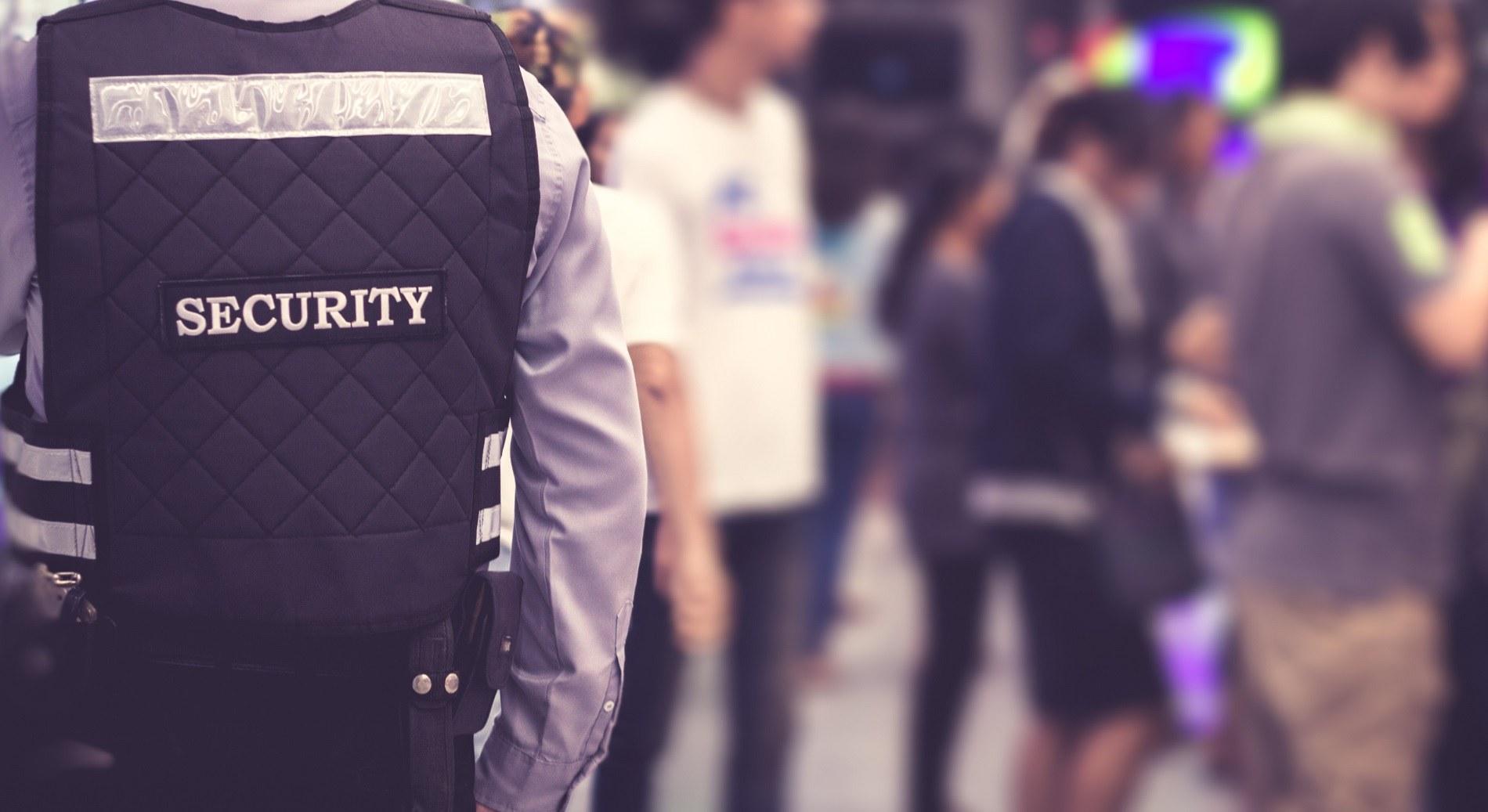 Objektschutz Objektbewachung Sicherheitsdienst Security