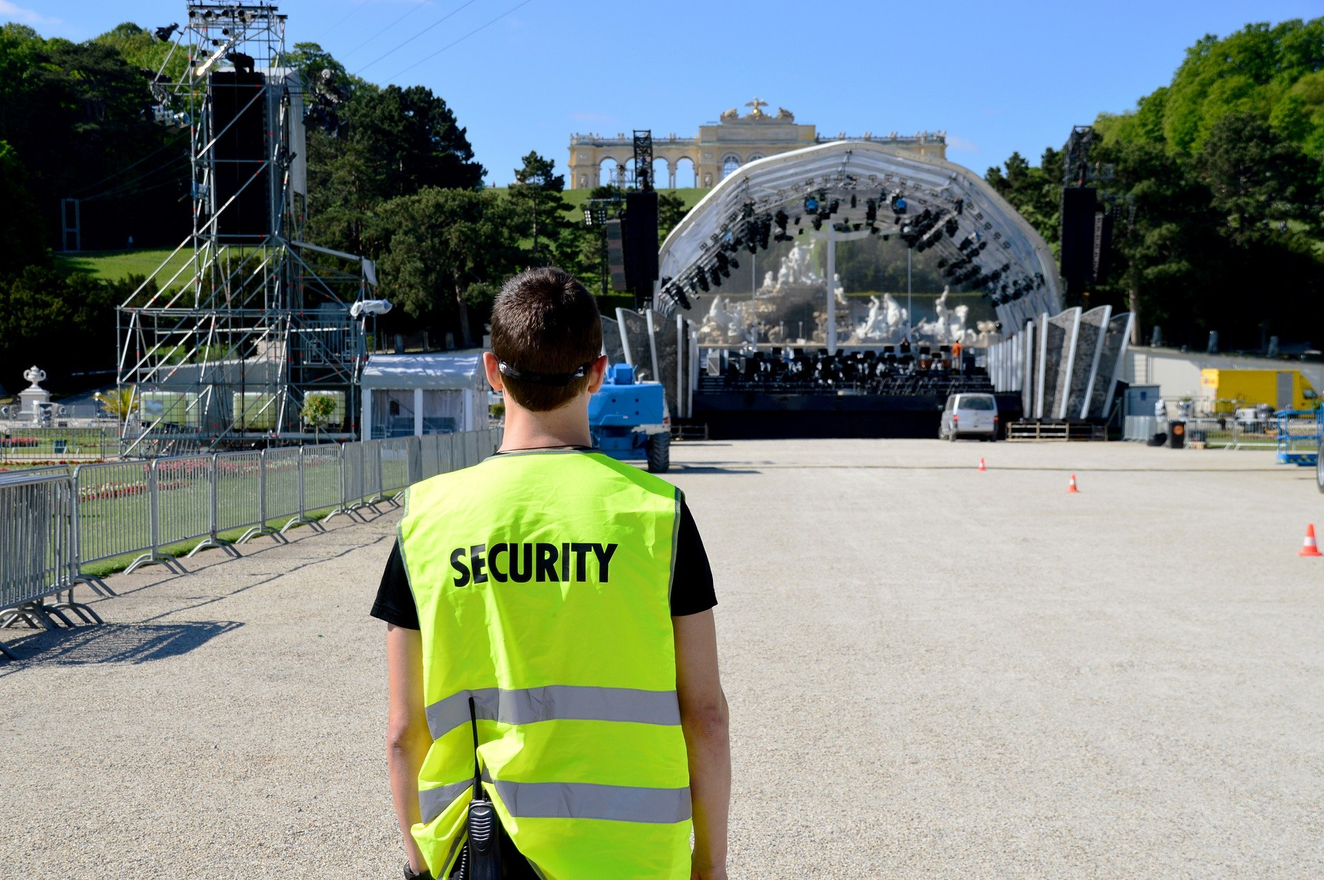 Parkplatzbewachung, Event Security, Veranstaltungsschutz Wiesbaden- Sicherheitsdienst, Security