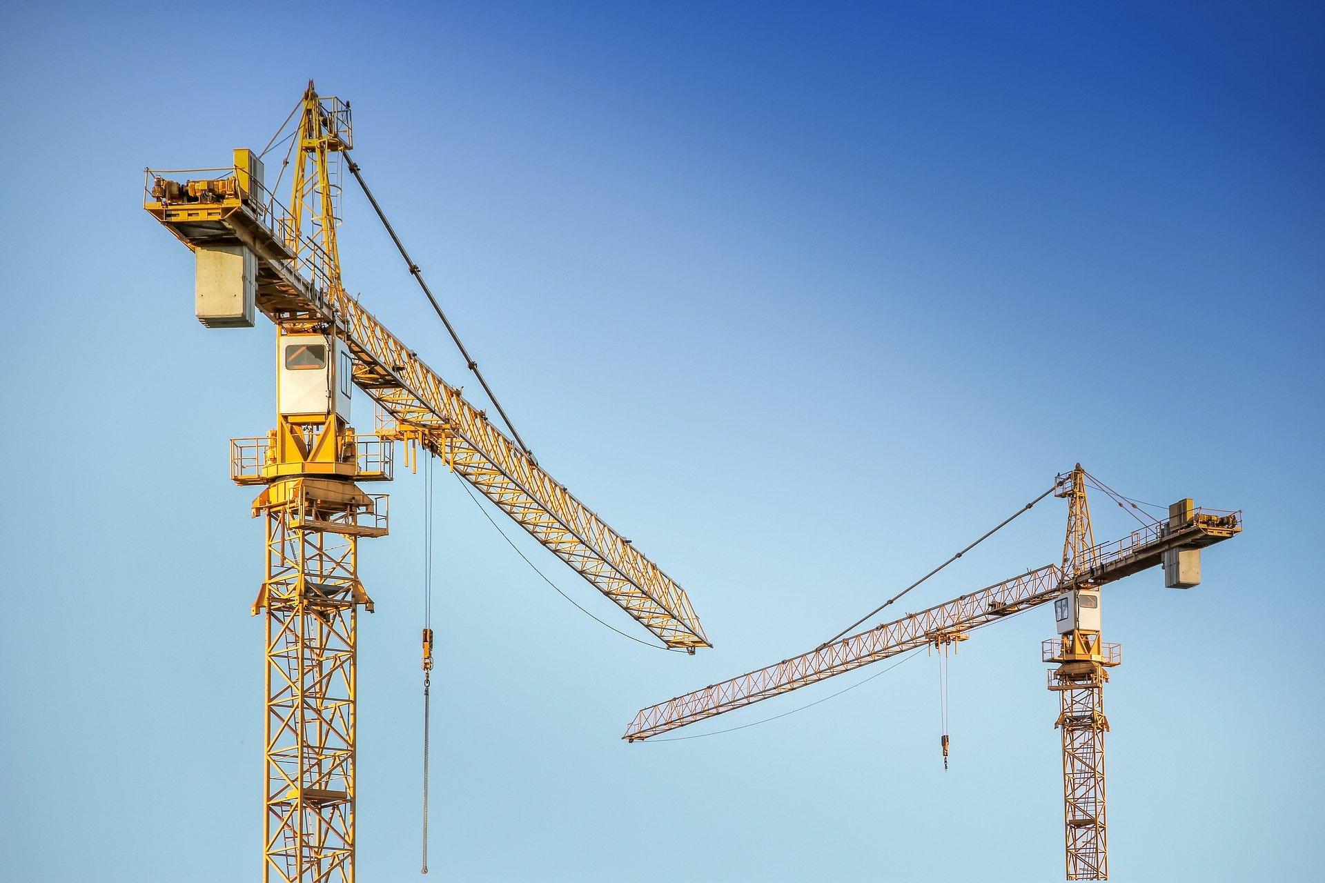 Baustellenüberwachung, Baustellenbewachung Sicherheitsdienst Baustelle, Bau bewachen Speyer