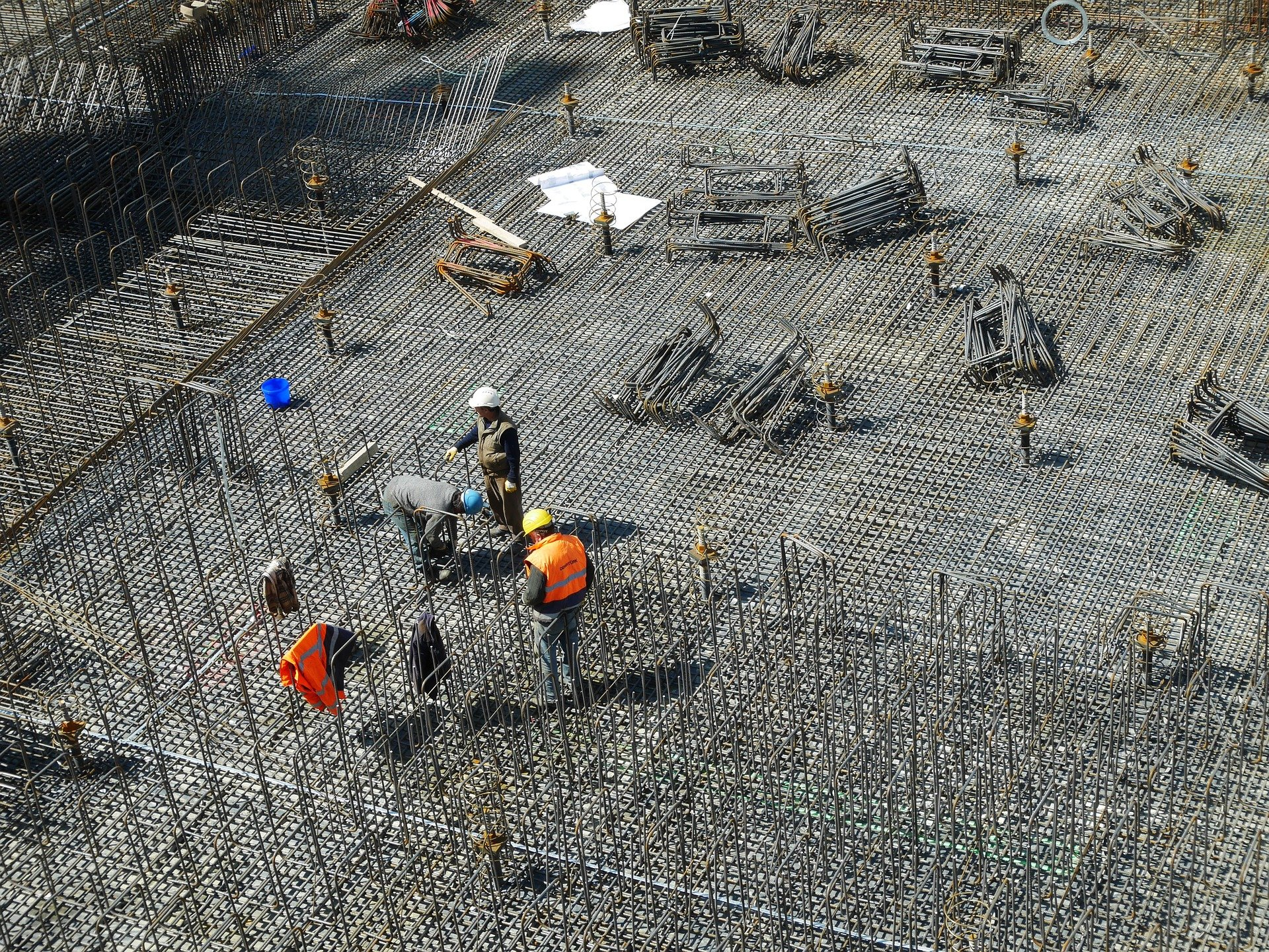 Baustellenüberwachung, Baustellenbewachung Speyer, Sicherheitsdienst Baustelle