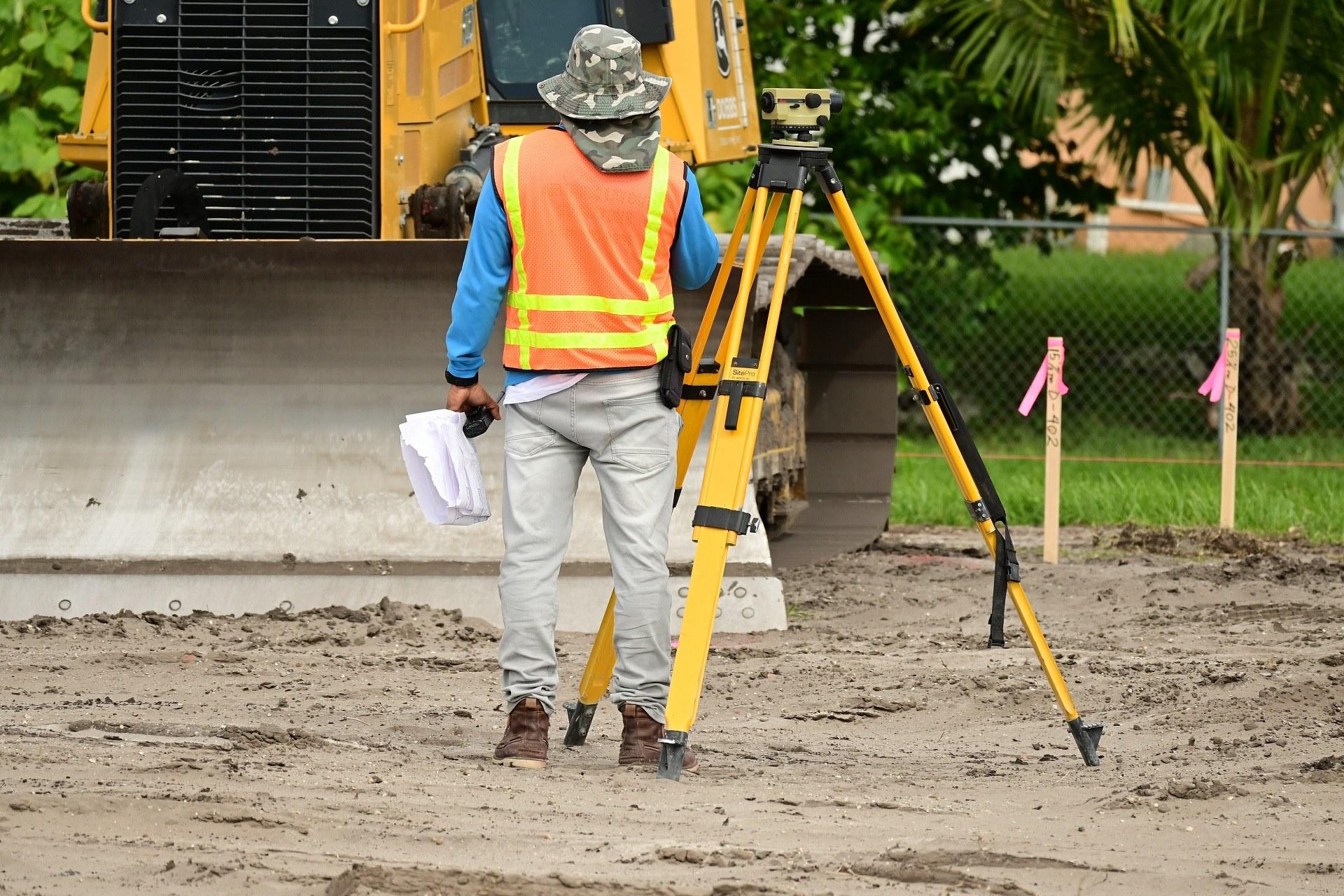 Baustellenüberwachung, Baustellenbewachung Offenbach am Main, Sicherheitsdienst Baustelle